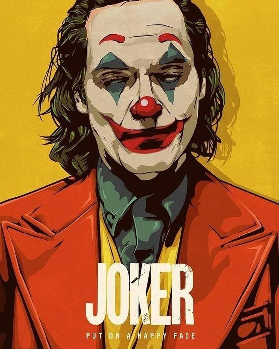 Joker Drawing Iphone Wallpapers Art Free Hd Download